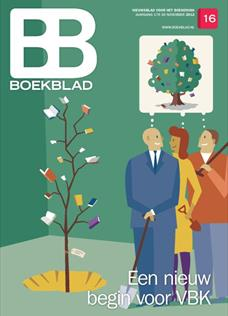 BOEKBLAD Magazine 16, 30 november 2012
