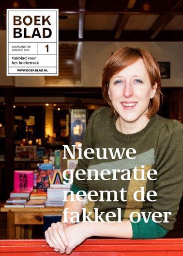 BOEKBLAD Magazine 1, 18 januari 2013