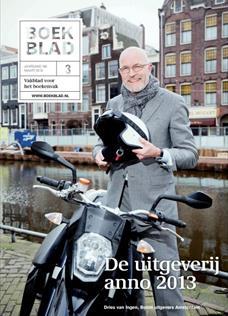 BOEKBLAD Magazine 3, 15 maart 2013