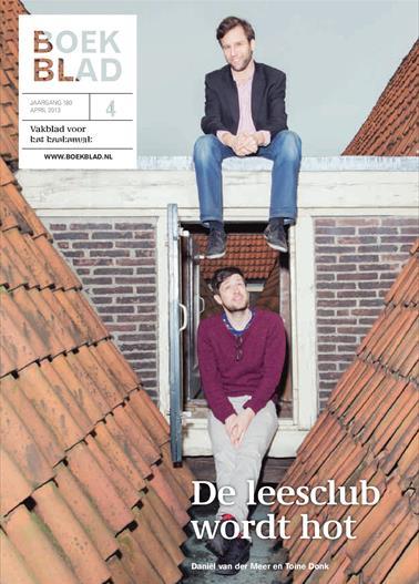 BOEKBLAD Magazine 4, 12 april 2013