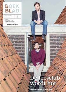 BOEKBLAD Magazine 4, 12 april 2013