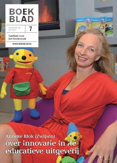 BOEKBLAD Magazine 7, 12 juli 2013