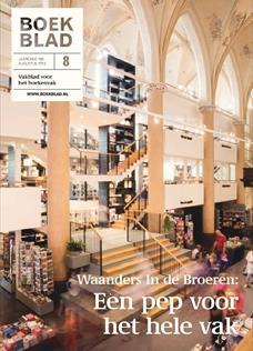 BOEKBLAD Magazine 8, 16 augustus 2013