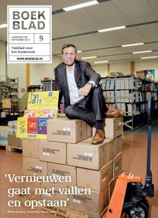 BOEKBLAD Magazine 9, 13 september 2013