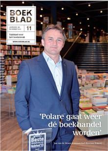 BOEKBLAD Magazine 11, 15 november 2013