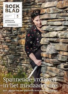 BOEKBLAD Magazine 5, 16 mei 2014