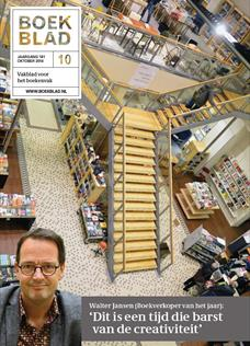 BOEKBLAD Magazine 10, 10 oktober 2014