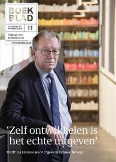 BOEKBLAD Magazine 11, 14 november 2014