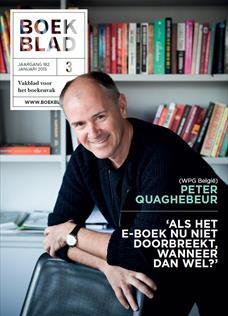 BOEKBLAD Magazine 3 2015, 13 maart 2015