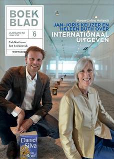 BOEKBLAD Magazine 6 2015, 12 juni 2015