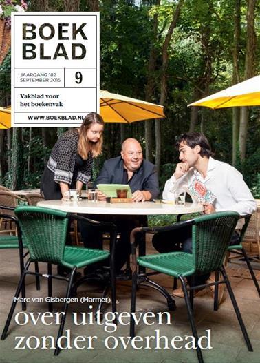 BOEKBLAD Magazine 9 2015