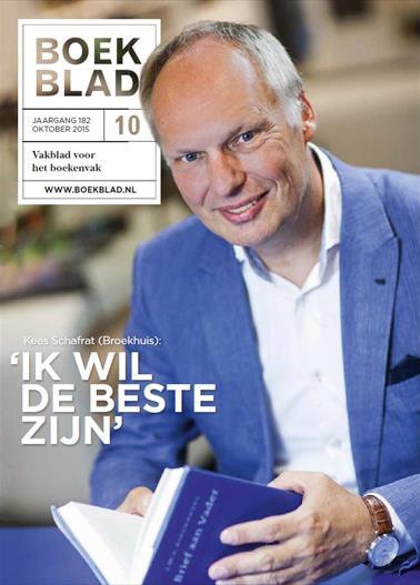 BOEKBLAD Magazine 10 2015
