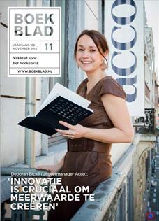 BOEKBLAD Magazine 11 2015