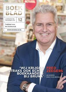 BOEKBLAD Magazine 12 2015