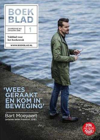 BOEKBLAD Magazine 1 2016