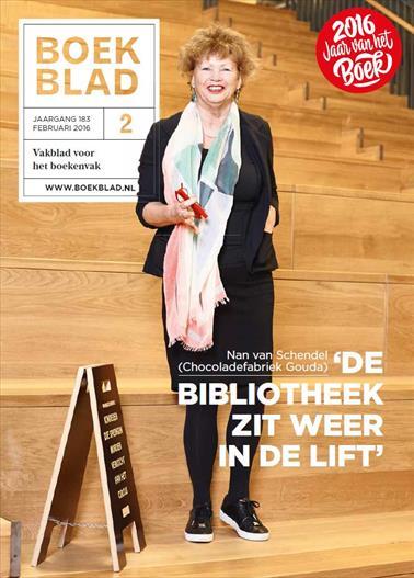 BOEKBLAD Magazine 2 2016