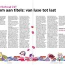 Jaaroverzicht boekenvak 2017 - Rijkdom aan titels: van luxe tot last