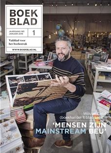 BOEKBLAD Magazine 1 2018