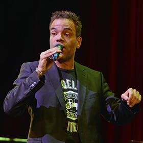 BT-er Jeffrey Spalburg (cabaretier).