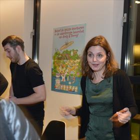 En Petra Hoogenboom (Bruna IJburg).