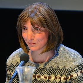The One & Only: Delphine Lecompte (auteur van o.a. Dichter, bokser, koningsdochter. Gedichten! De Bezige Bij, 2015).