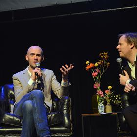 Jaap Robben (auteur): 'Boektitels verzinnen is net zoiets als je cavia een naam geven.' Het werd 'Zomervacht'. En het komt uit in september.