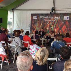 Nederlandse en Vlaamse auteurs op 'Comédie du Livre' (2): Goede verhalen