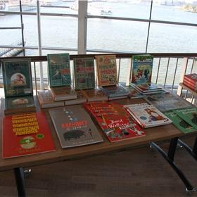 De Boeken waarop Harper Collins UK en US groots inzetten.