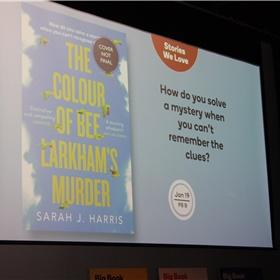 In een film vertelden diverse auteurs uit diverse genres over hun nieuwe boek.