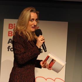 De Vlaamse schrijfster Sarah Meuleman over 'Find Me Gone', de engelse vertaling van haar boek 'Wat ik je niet vertel'