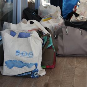 De tassen zijn volgeladen, tot volgend jaar!