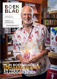 BOEKBLAD Magazine September 2018