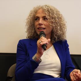 Antoinette Beumer was genomineerd voor 'Mijn vader is een vliegtuig'