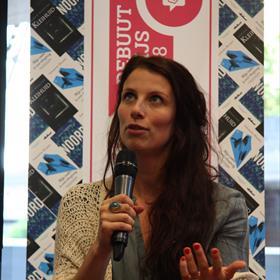 Sien Volders was genomineerd voor 'Noord'