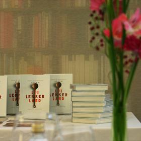 De boekentafel