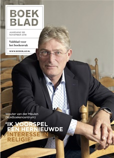 BOEKBLAD Magazine november 2018
