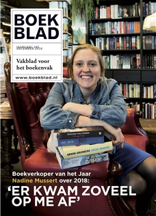 BOEKBLAD Magazine december 2018
