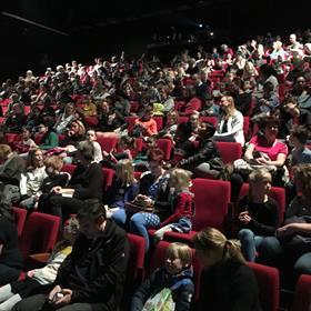 Het publiek is er klaar voor!
