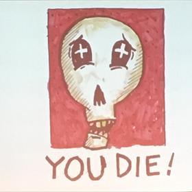 In Andy's verhaal komen veel koelkasten voor die gegooid worden, en dan ga je dus dood…