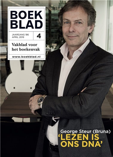 BOEKBLAD Magazine april 2019