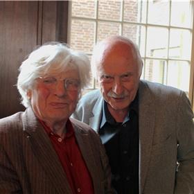 Abram de Swaan en Jan Donkers