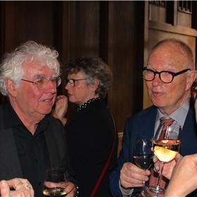 Geert Mak met Ian Buruma