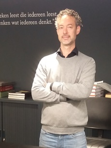 GESPREK OP ZONDAG: Marnix Hokke (De Slegte)