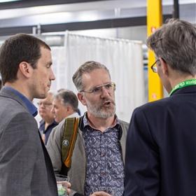 Daniel Graf (Springer Media), Marco Veltien (Springer Media), Henry Korpershoek (CB)