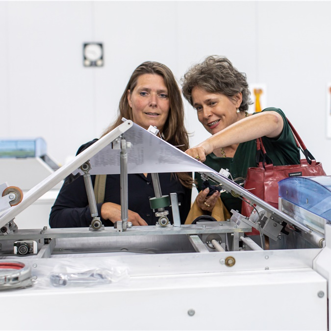 23 mei 2019: Opening printpark Printforce en CB