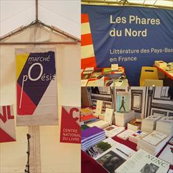 INDEX Poetry Books: Marché de la Poésie in Parijs (2)