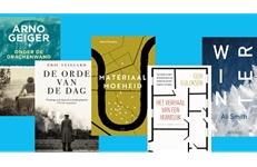 Shortlist Europese Literatuurprijs 2019 bekend