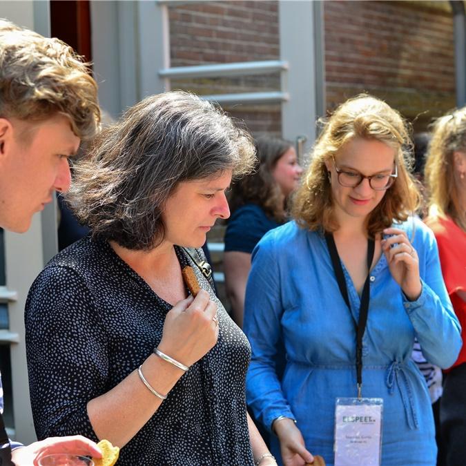 7 juni 2019: Elspeetconferentie, Amsterdam
