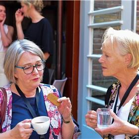Pauline Goedemans (Boekhandel Grimbergen, Lisse)