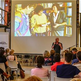 Maarten Zinkstok vertelt over innovatielab Schwung